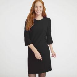 vestido negro de diseño