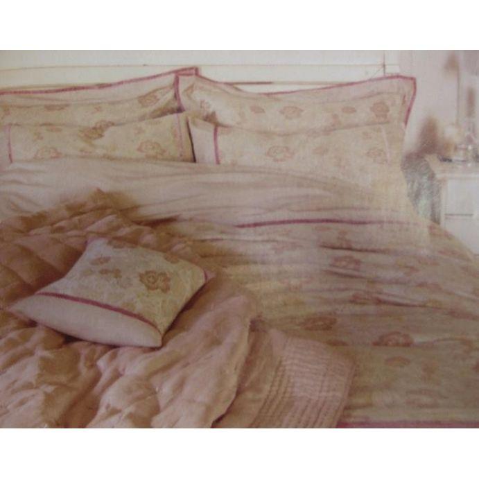 ropa de cama ottoman rosa