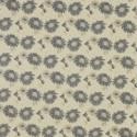 tejido estampado kimono carbón