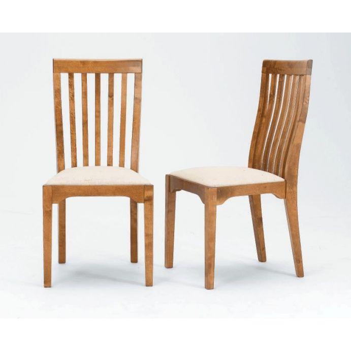pareja de sillas de comedor garrat miel