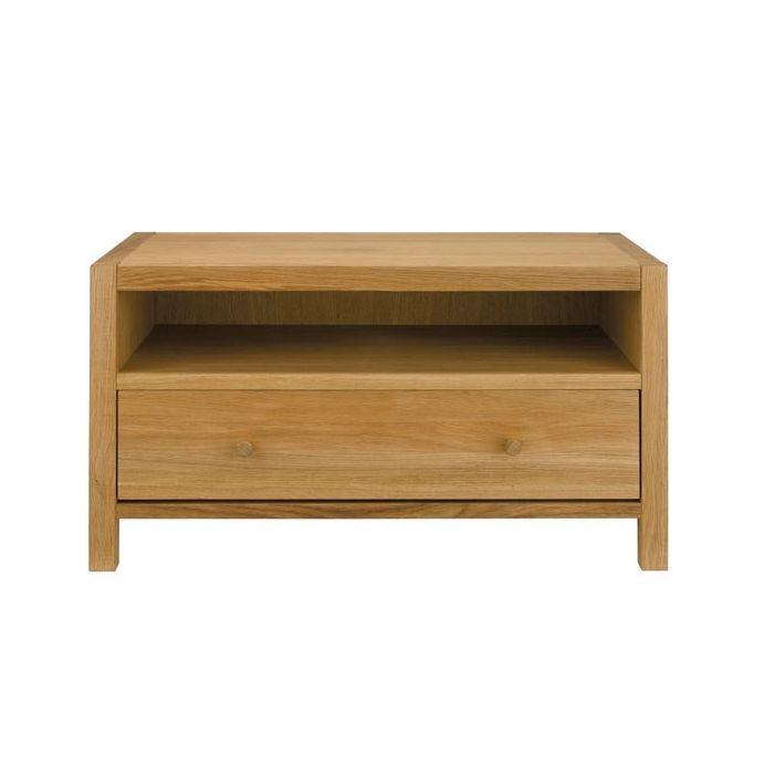 mesa de centro con cajón brompton
