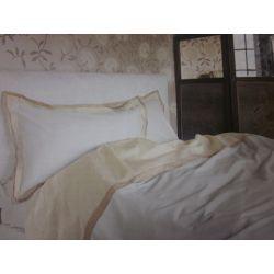 ropa de cama imogen dorado y marfil