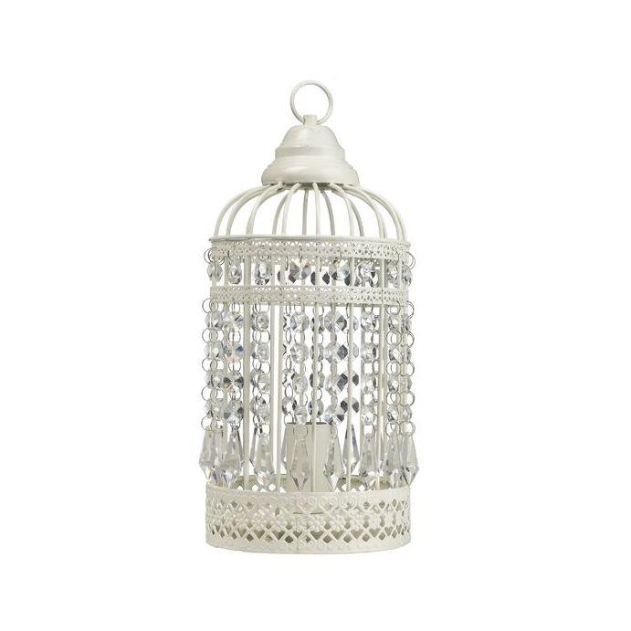 lámpara completa birdcage