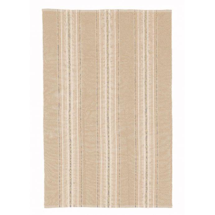alfombra hutton stripe natural