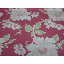 tejido estampado berrington cereza