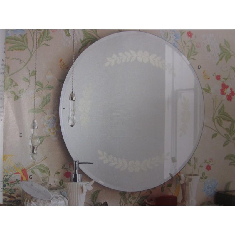 Comprar espejo grabado con iluminaci n propia de dise o for Espejos con iluminacion