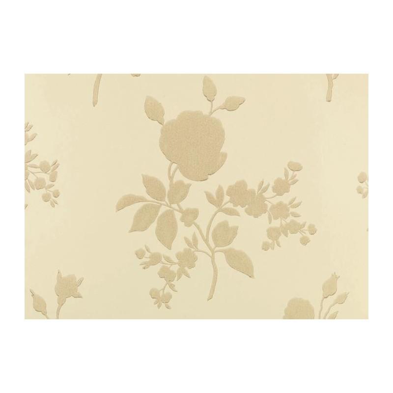 Comprar papel pintado fonteyn dorado de dise o laura - Papel pintado dorado ...