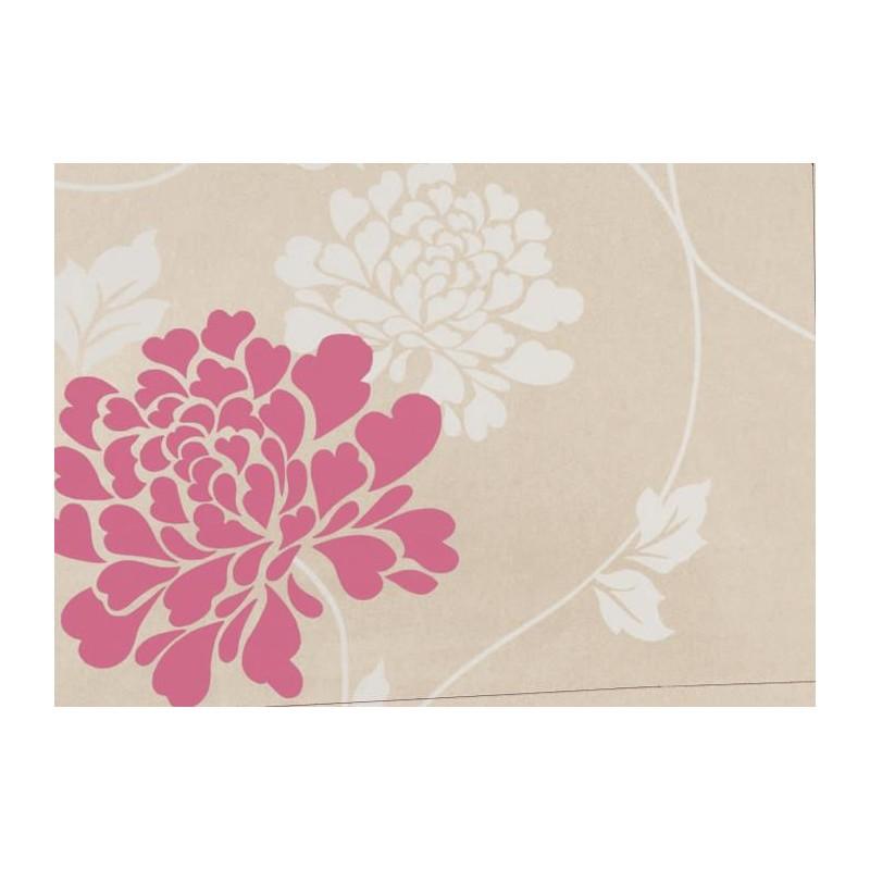Comprar papel pintado isodore cereza de dise o laura - Laura ashley papel pintado ...