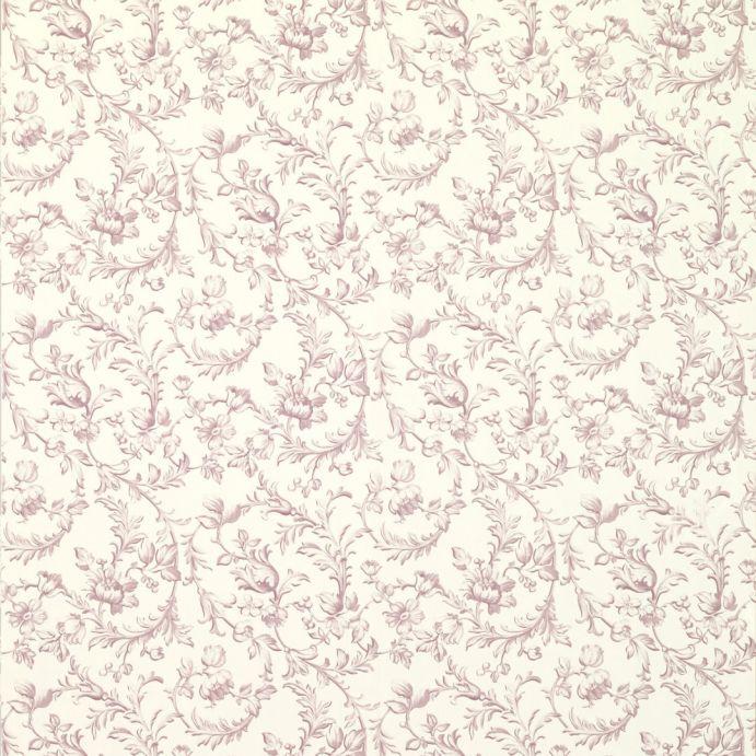 papel pintado ironwork scroll amatista