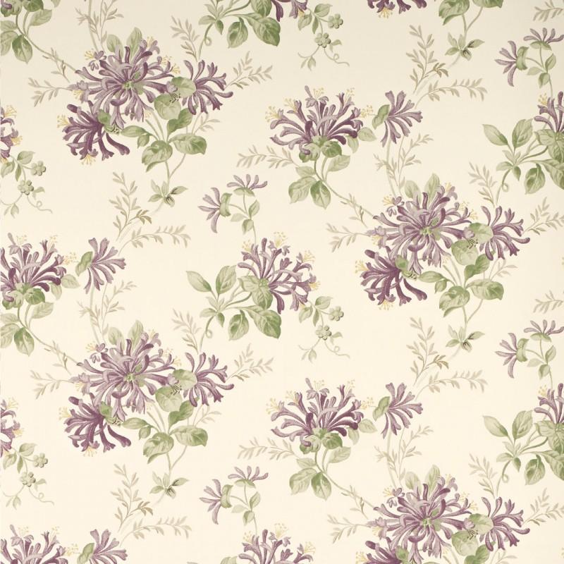 Comprar papel pintado honeysuckle trail uva de dise o - Papel pintado laura ashley ...