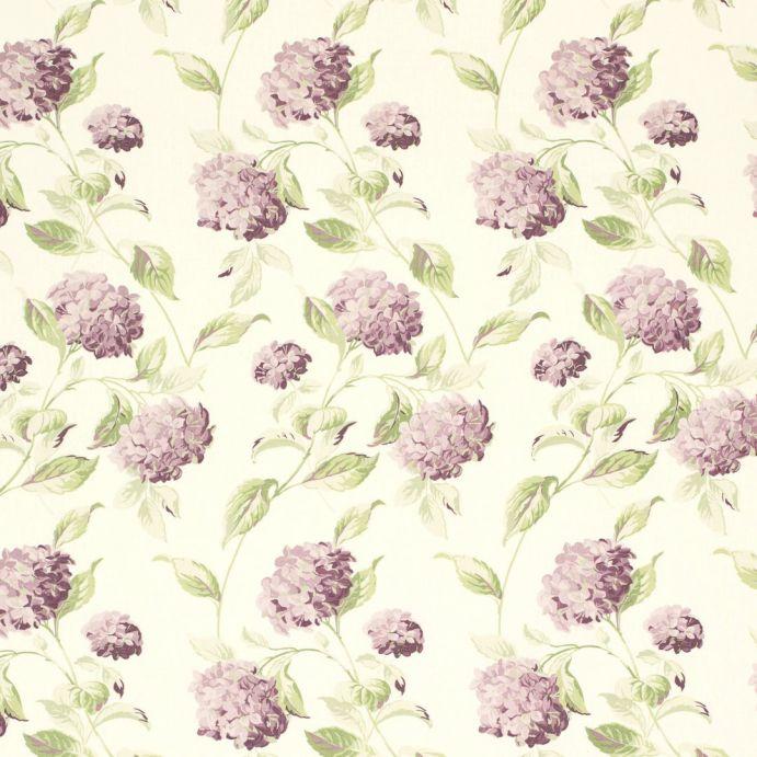 Comprar tejido hydrangea uva de dise o laura ashley - Telas laura ashley ...