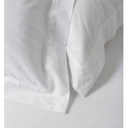 sábana bajera liso blanco