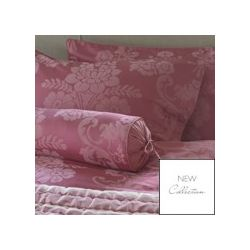 funda nórdica rosa jacquard