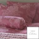ropa de cama venetia rosa cereza