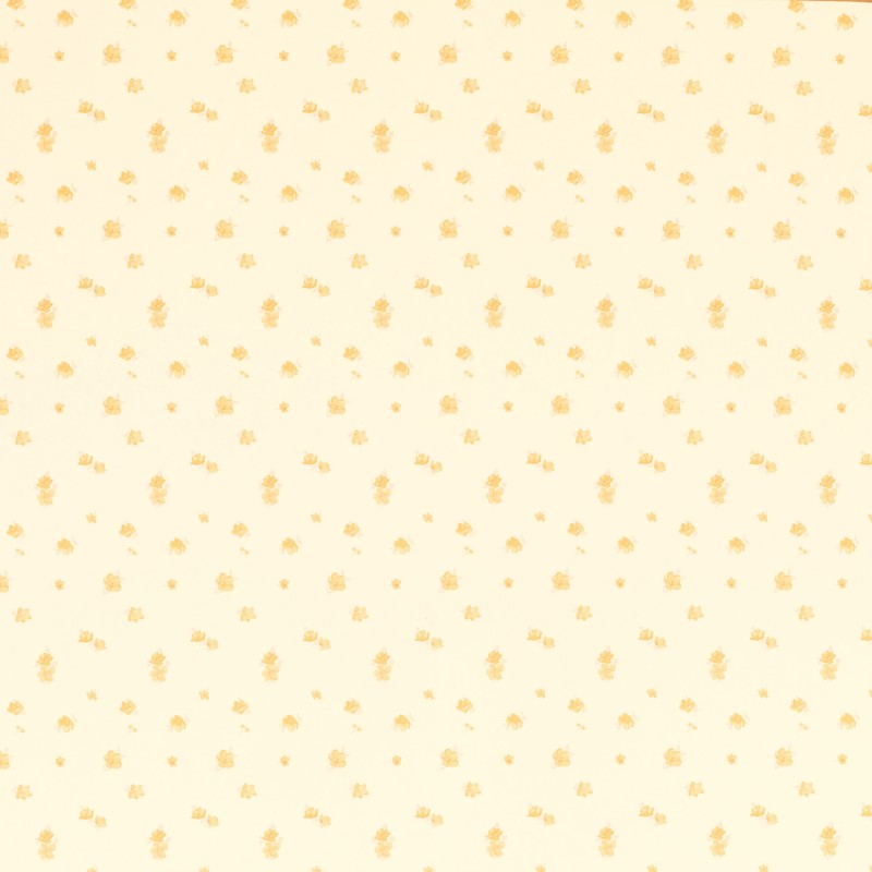 Comprar papel pintado abbeville amarillo camomila de for Precio papel pared decorativo