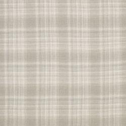 tejido de cuadros williams check gris claro