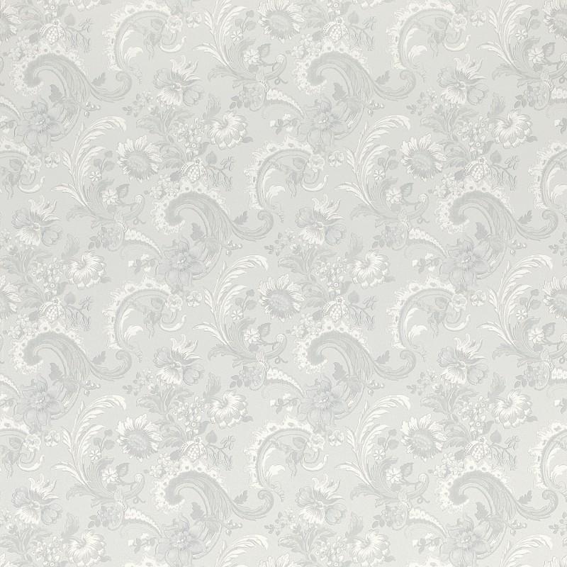 Comprar papel pintado baroque plata de dise o laura - Papel pintado laura ashley ...