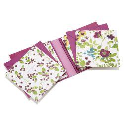 set de cartas Parma Violets
