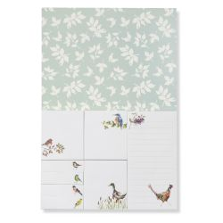 set de stickers adhesivos British Birds