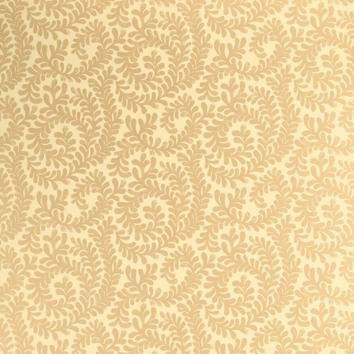 papel pintado Berkeley Scroll dorado