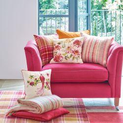 alfombra Mulholland rosa pomelo