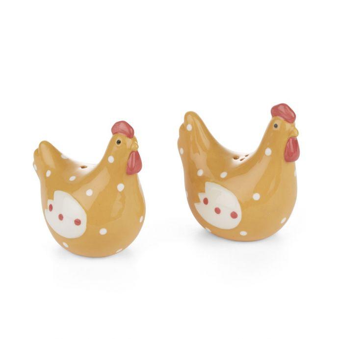salero y pimentero Chicken