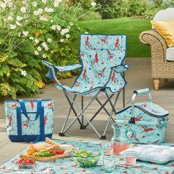 alfombra picnic Parrots