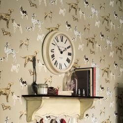 reloj de pared crema gallery
