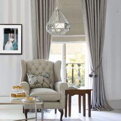 lámpara Zaria níquel