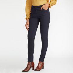 pantalón jeano negro Laura Ashley