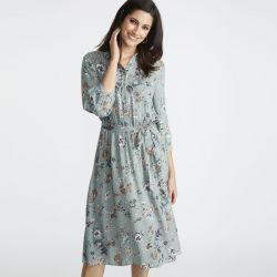 vestido floral bohemio Laura Ashley