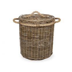 cesta con tapa Kubu, Laura Ashley