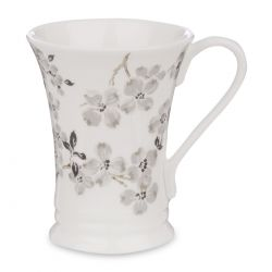 taza de flores Iona gris, Laura Ashley