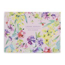 calendario 2018 floral, Laura Ashley