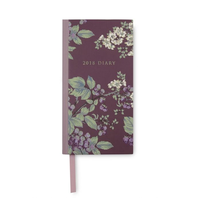 agenda 2018 floral Laura Ashley