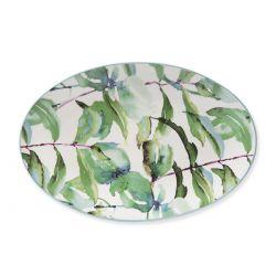 bajoplato de hojas Leaf