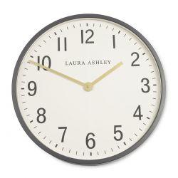 reloj de pared Putney gris