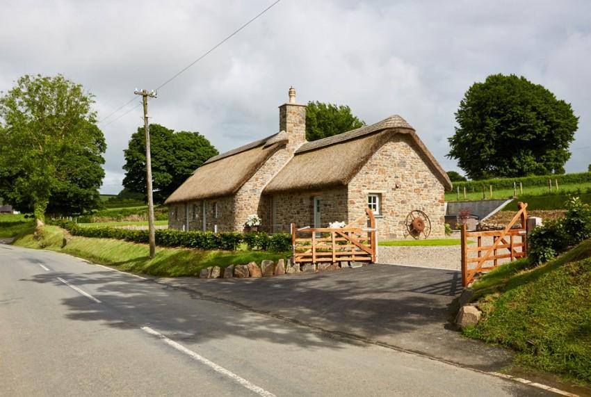 Servicio de Diseño: restaurar una casa de campo