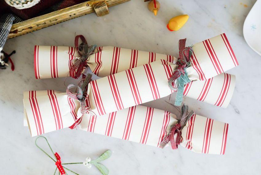 Detalle personal para tu mesa festiva- DIY Cracker
