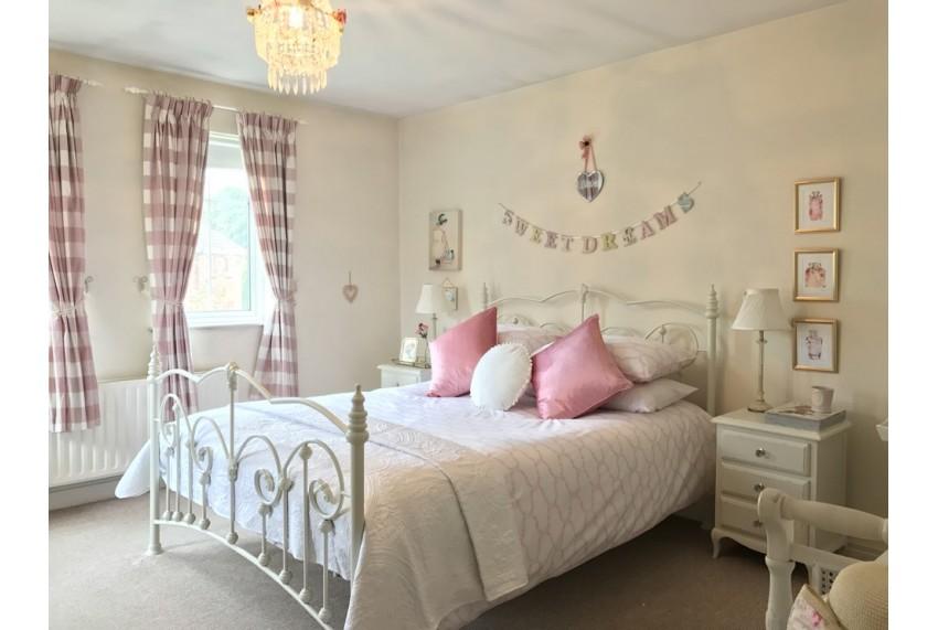 Una habitación de invitados ideal