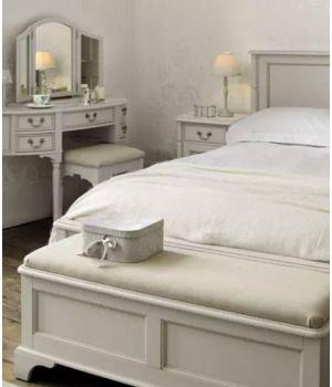 Muebles Clifton gris claro