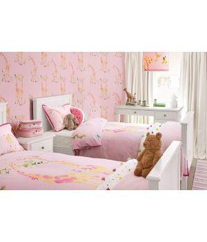 Giraffes rosa