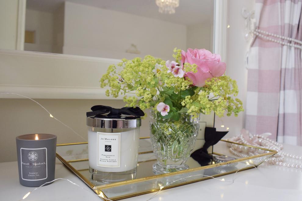 La habitación de invitados ideal ,estilo Laura Ashley