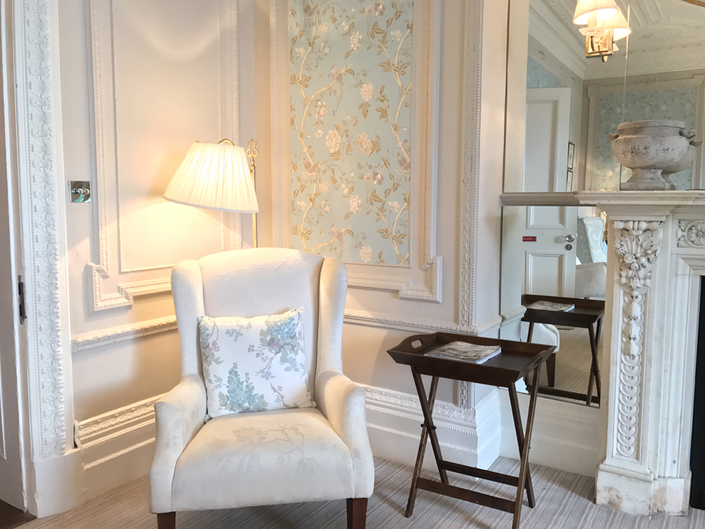 The Vintage RoomLaura Ashley Hotel TheBelsfield