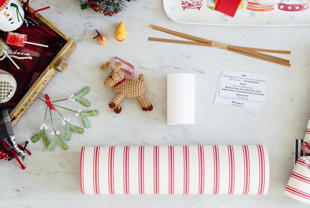 Decorar tu mesa con detalles originales - Crackers