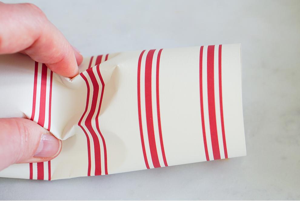 Cómo hacer tu propio cracker casero para decorar en Navidad