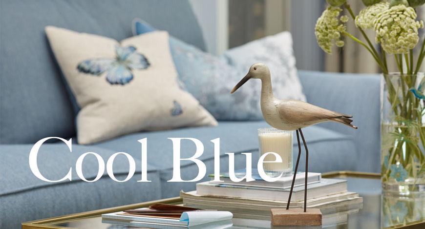 Colección Cool Blue - Novedades