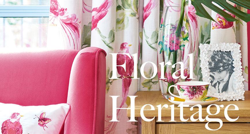 Floral Heritage - Novedades