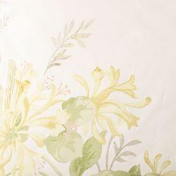 funda nórdica flores amarillas