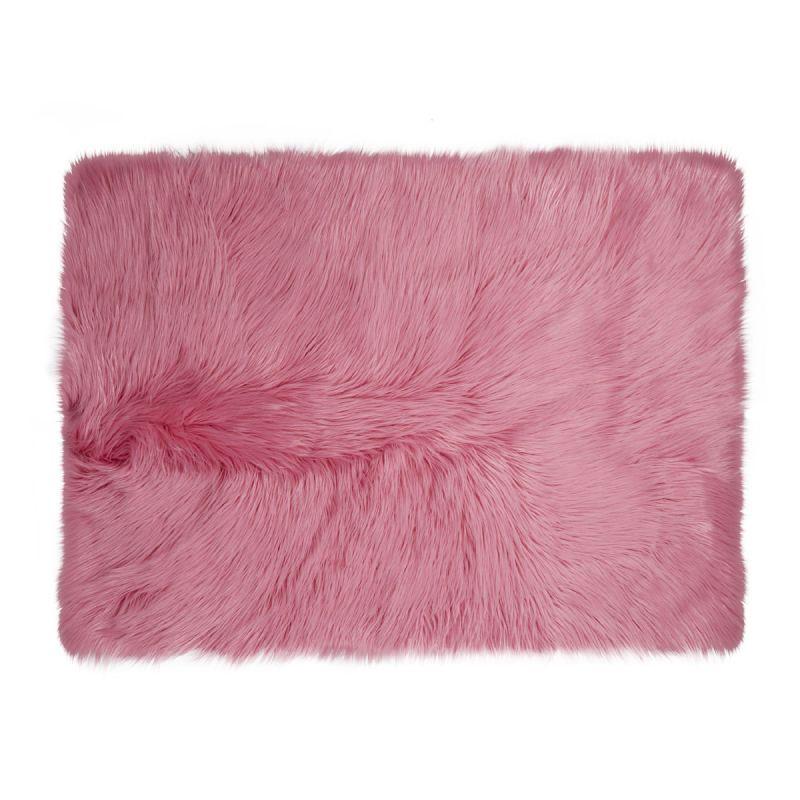 alfombra mila rosa fucsia